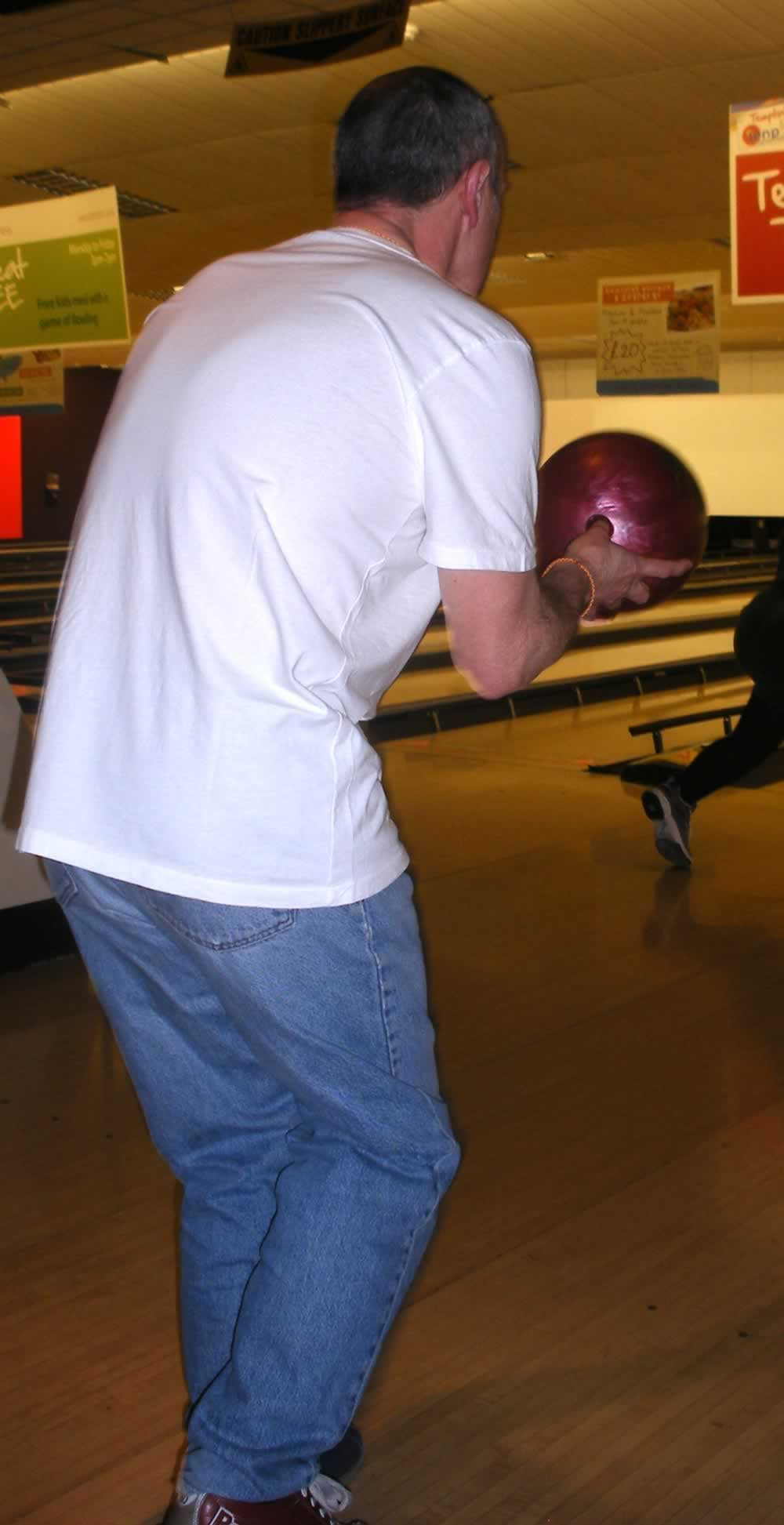Frank ready to bowl