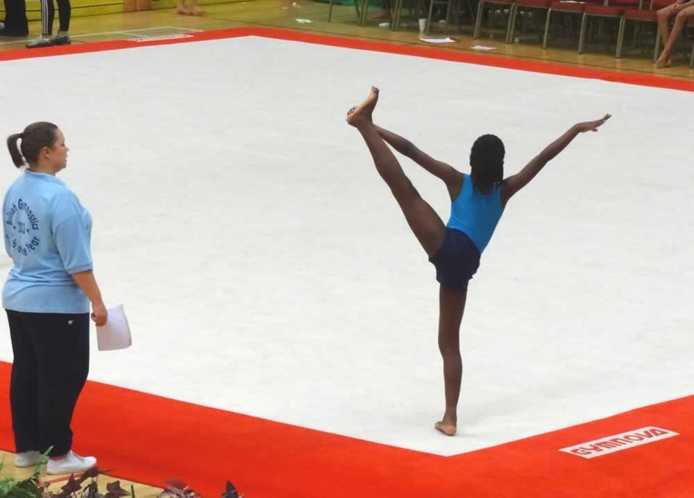 LG GfA Floor & Vault Competition, 16 and 17 November 2013