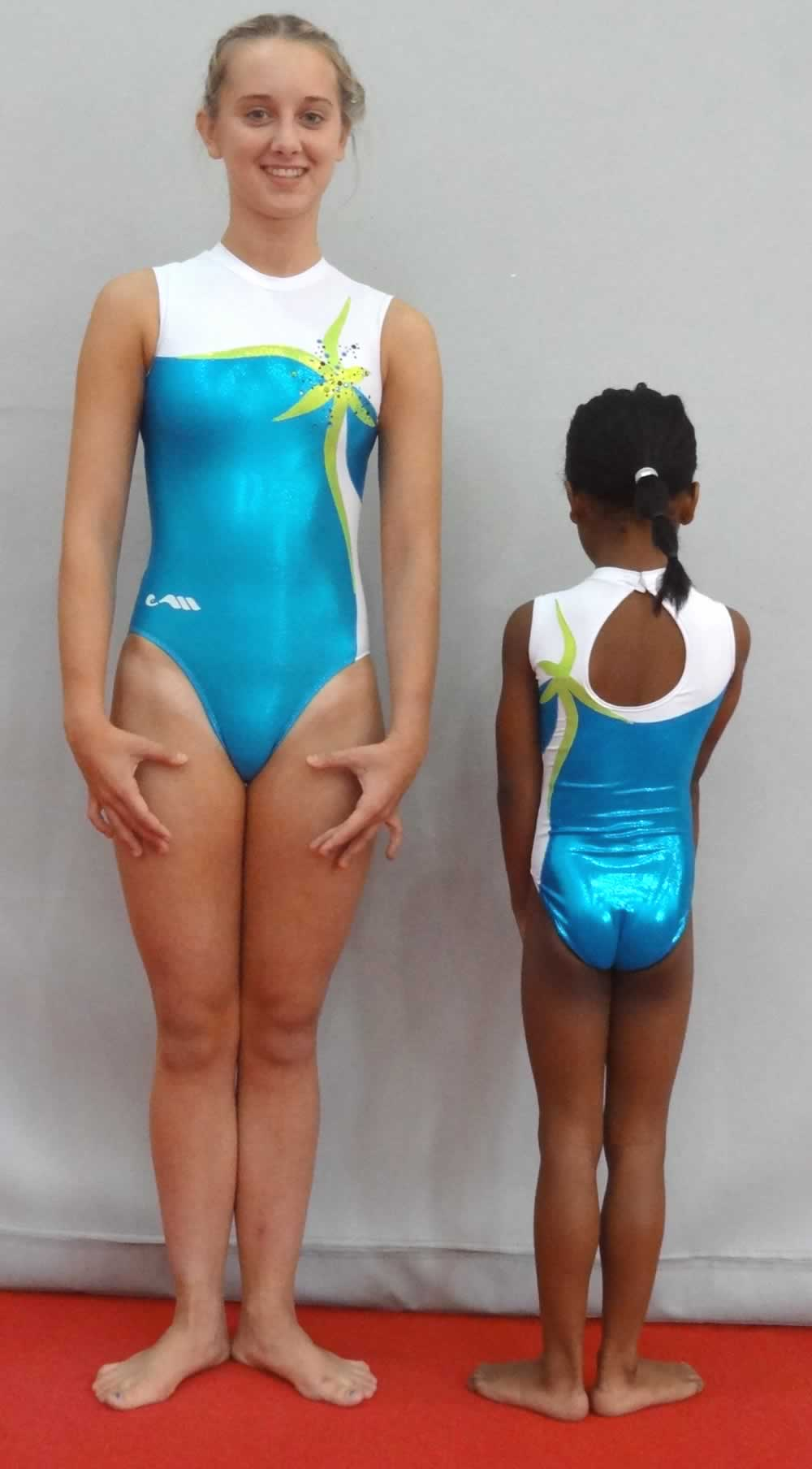 Advanced Competition Leotard