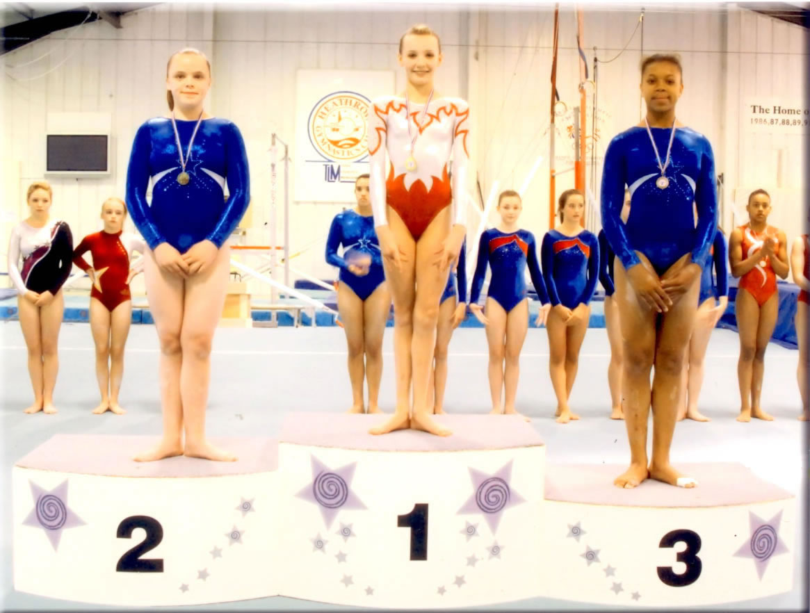 Chelsea and Rhyanna take Silver and Bronze Medals